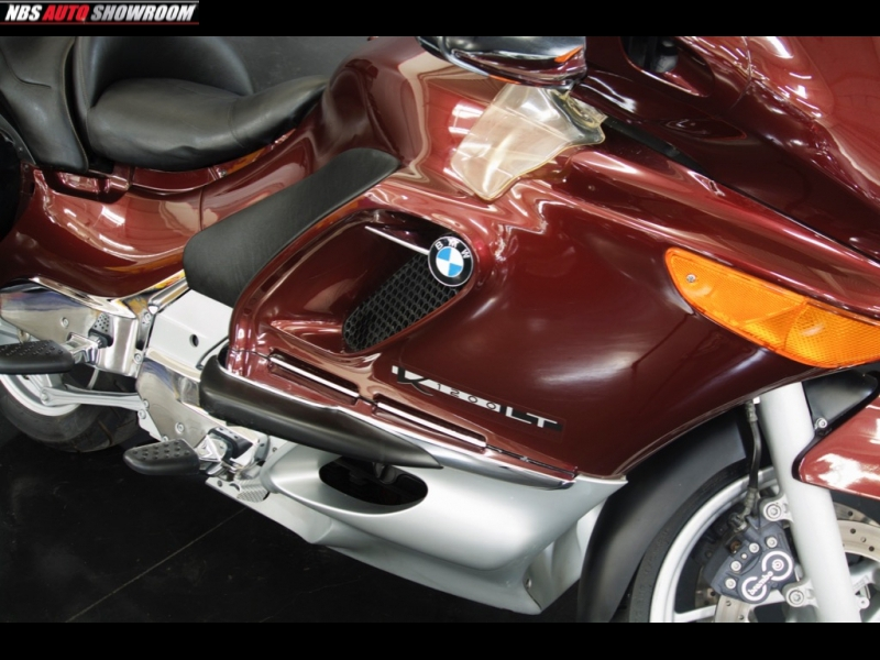 BMW K1200 LT 2000 price $3,640