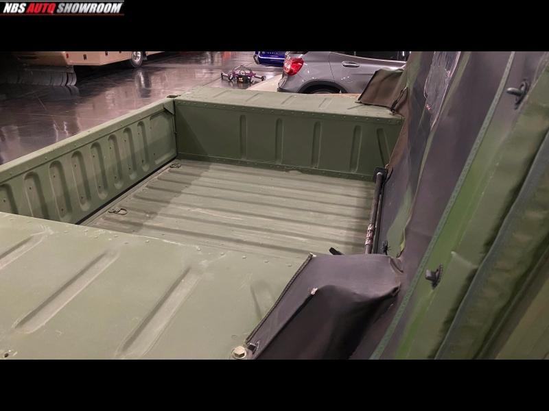 Hummer H1 1987 price $36,000