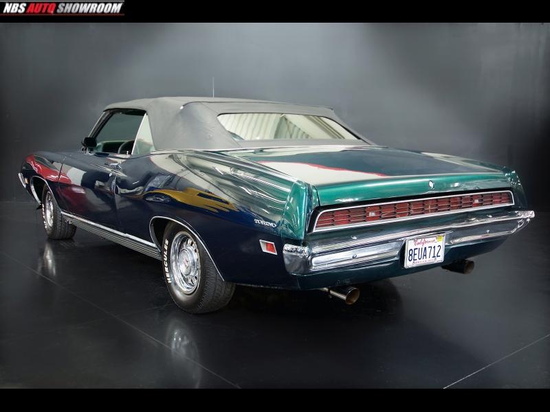 Ford TORINO GT 1971 price $20,050