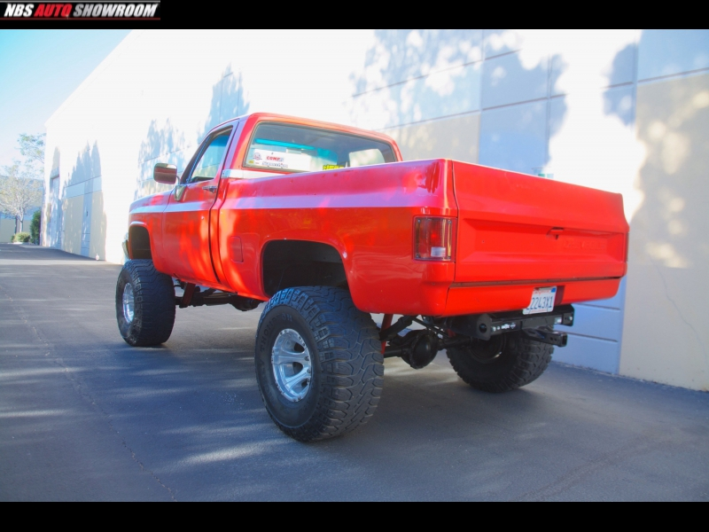 Chevrolet K-10 Pick Up Truck 1974 price $15,300