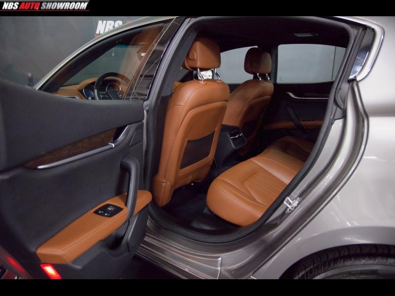 Maserati Ghibli 2016 price $26,555