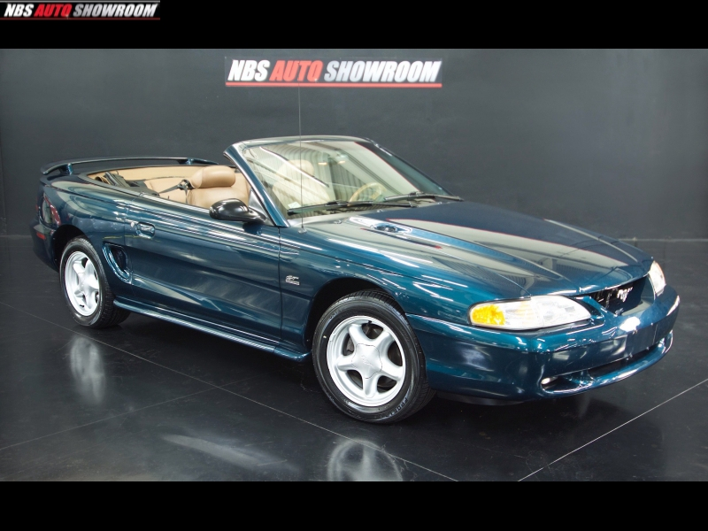 Ford Mustang 1994 price $8,400