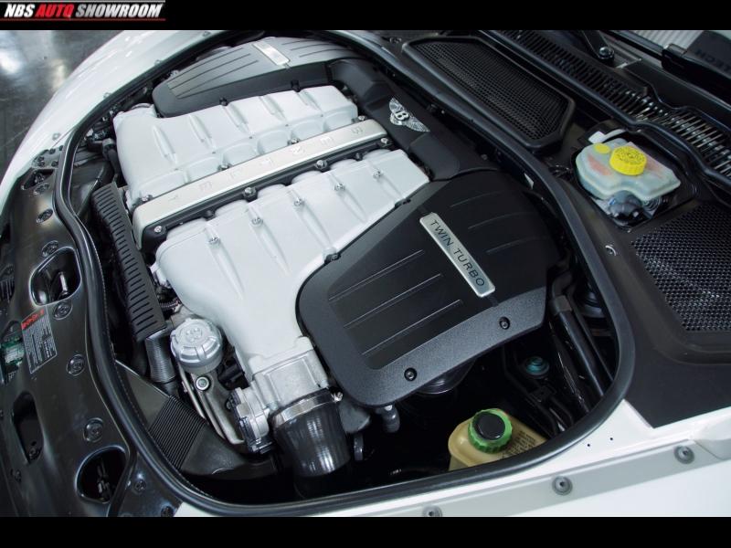 Bentley Continental GT 2006 price $40,000