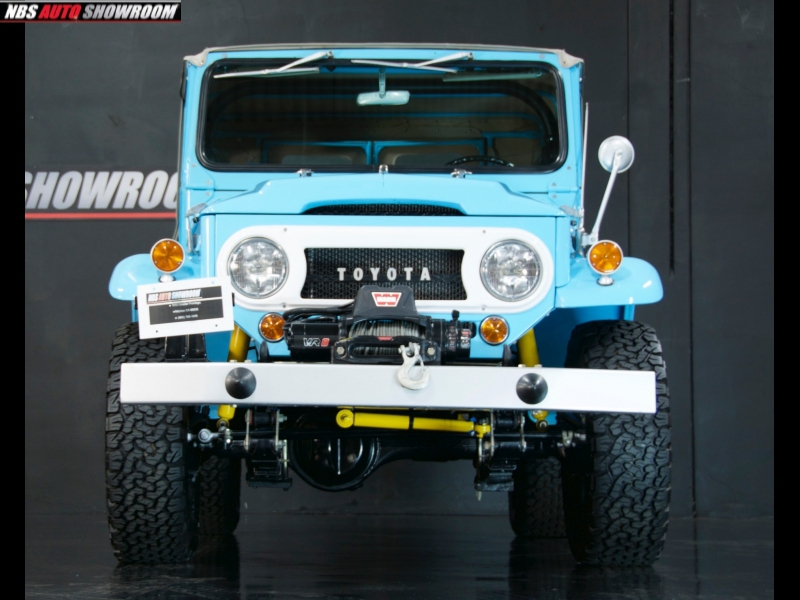 Toyota Land Cruiser 1967 price $35,850