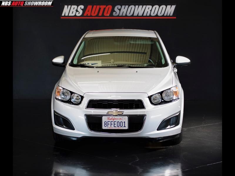Chevrolet Sonic 2012 price $4,800