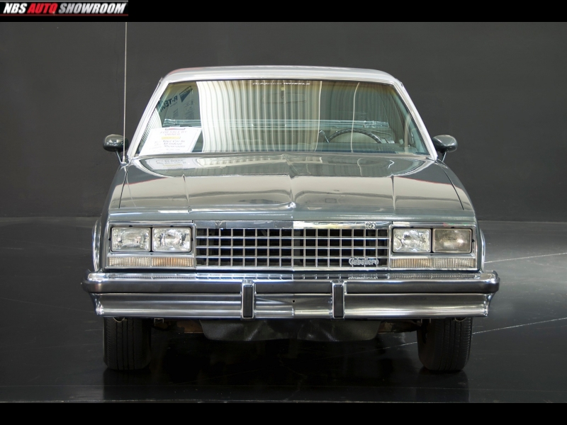 GMC Caballero 1983 price $10,100