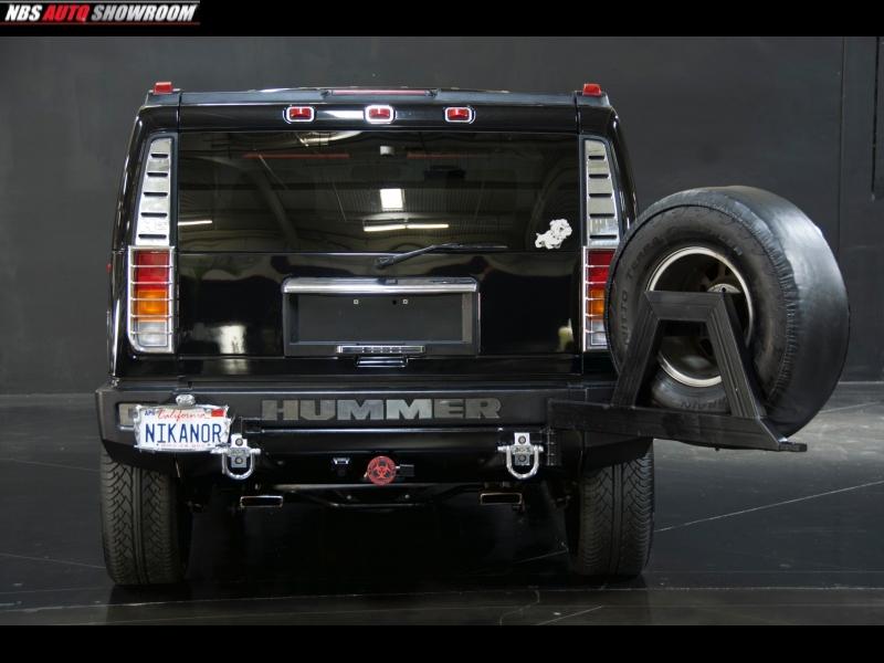 Hummer H2 2003 price $26,700