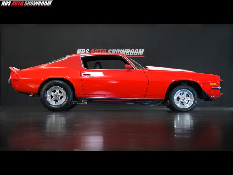 Chevrolet Camaro 1972 price $33,500
