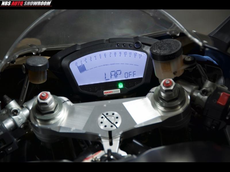 Ducati 848 2010 price $9,200
