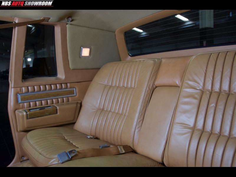 Cadillac Deville 1984 price $11,850