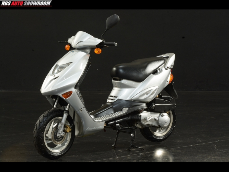 LAMBRETTA SCOOTER  2006 price $1,200