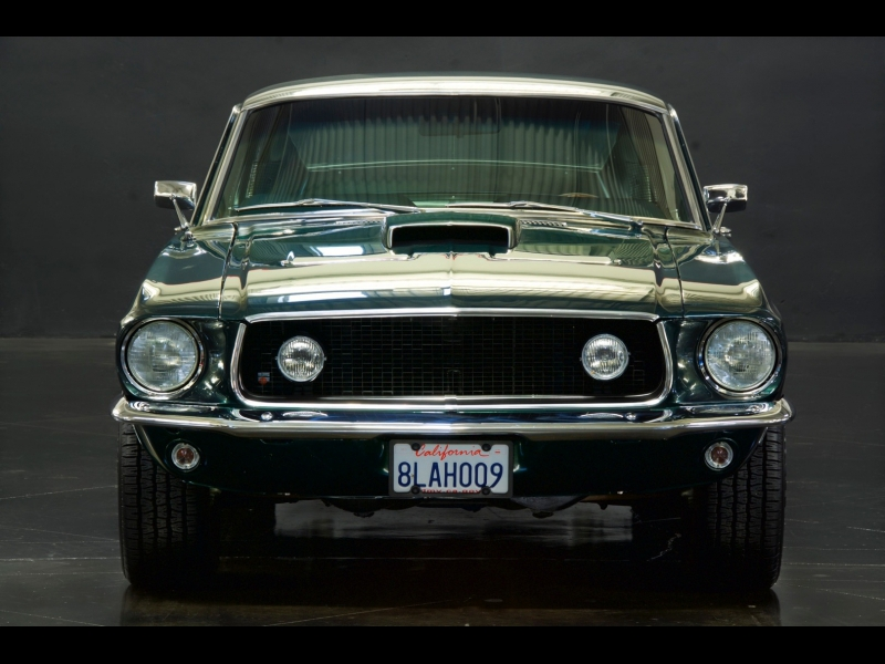 Ford Mustang 1968 price $100,000