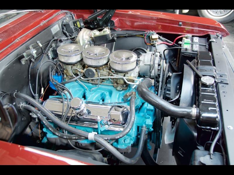 Pontiac GTO 1964 price $68,000