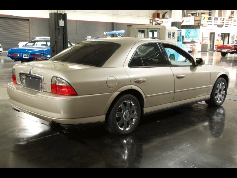 Lincoln LS 2004 price $4,400