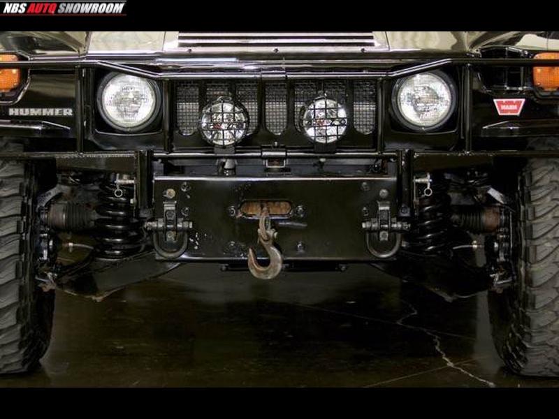 AM General Hummer 1995 price $55,819