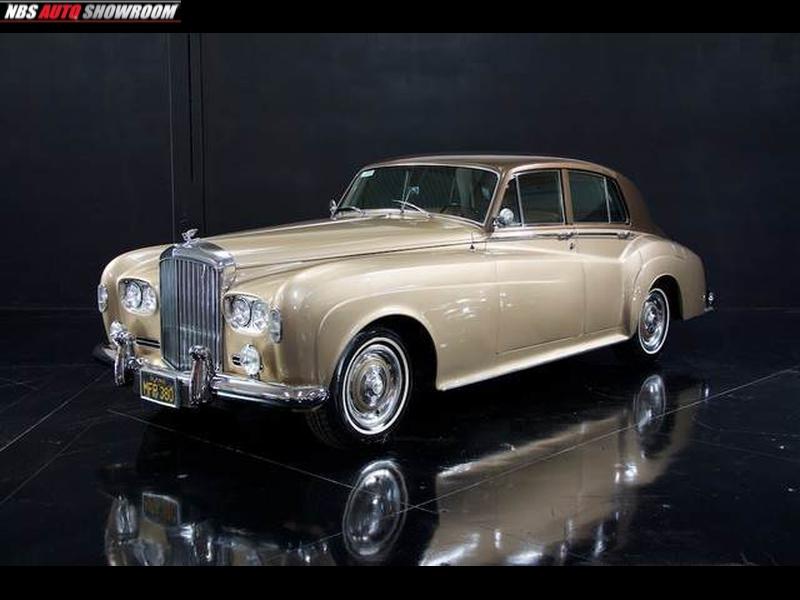 BENTLEY S3 1964 price $39,203