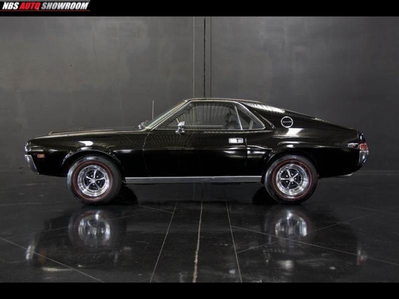 AMC AMX 1969 price $23,665