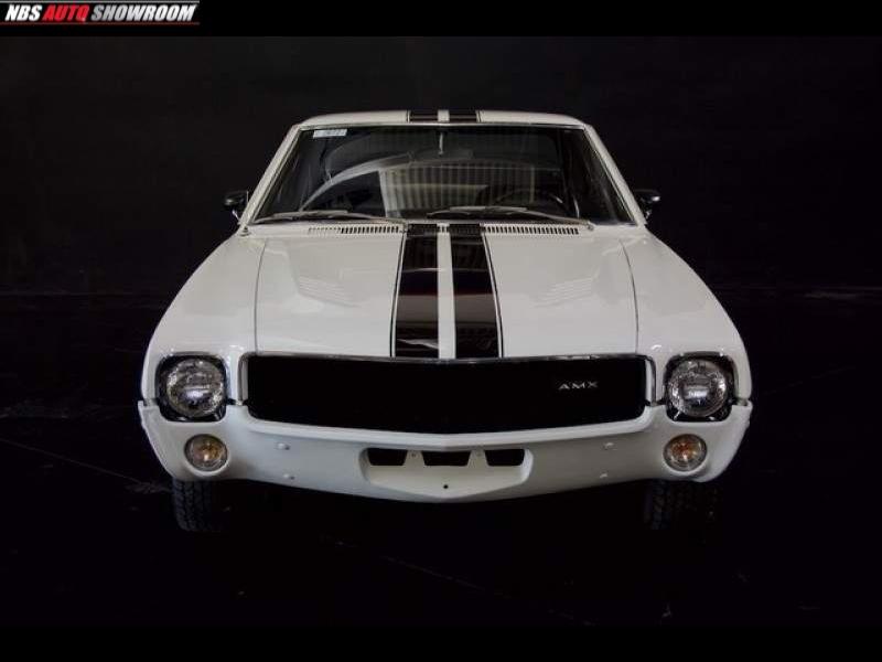 AMC AMX 1968 price $19,669