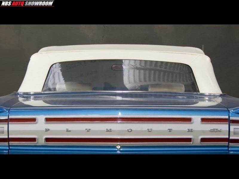 Plymouth GTX 1968 price $89,700