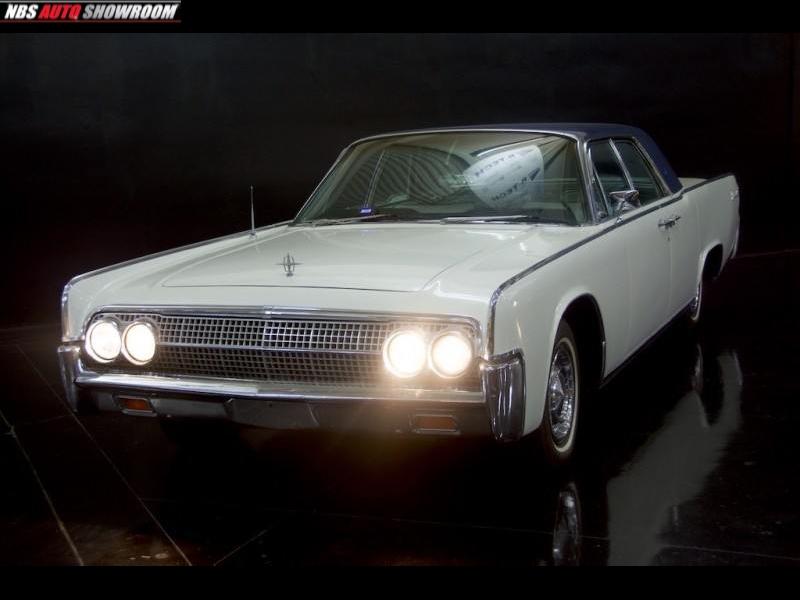 Lincoln Continental 1963 price $19,071