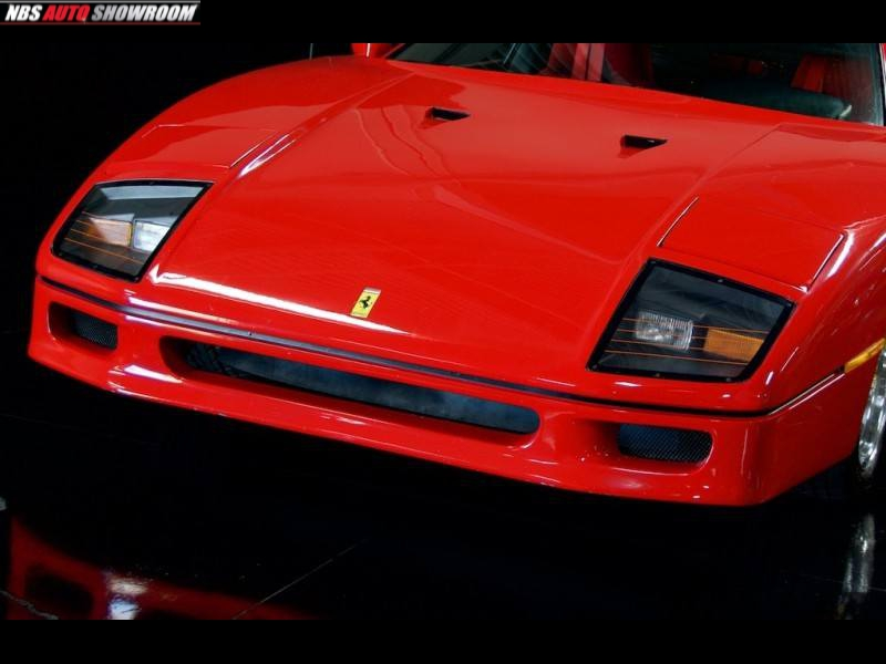 Ferrari F40 Replica 1985 price $19,899