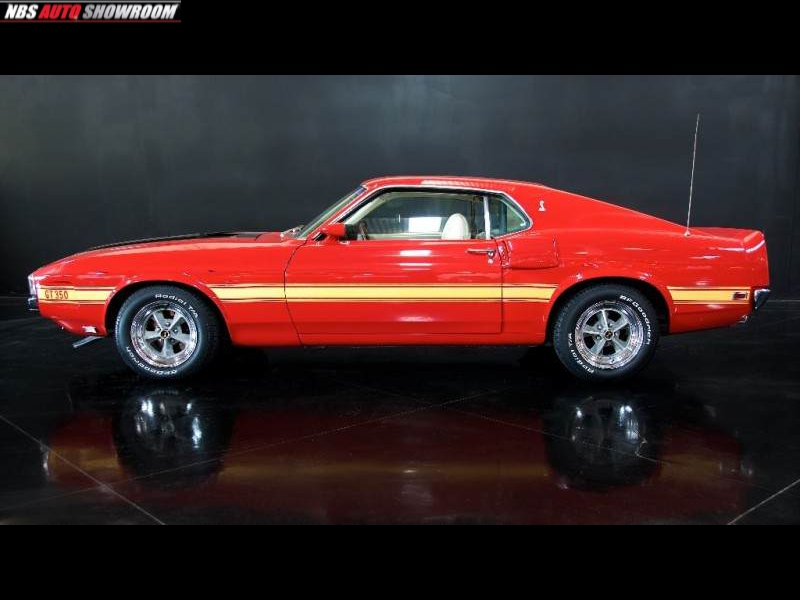 Shelby SHELBY MUSTANG GT350 1970 price $75,000