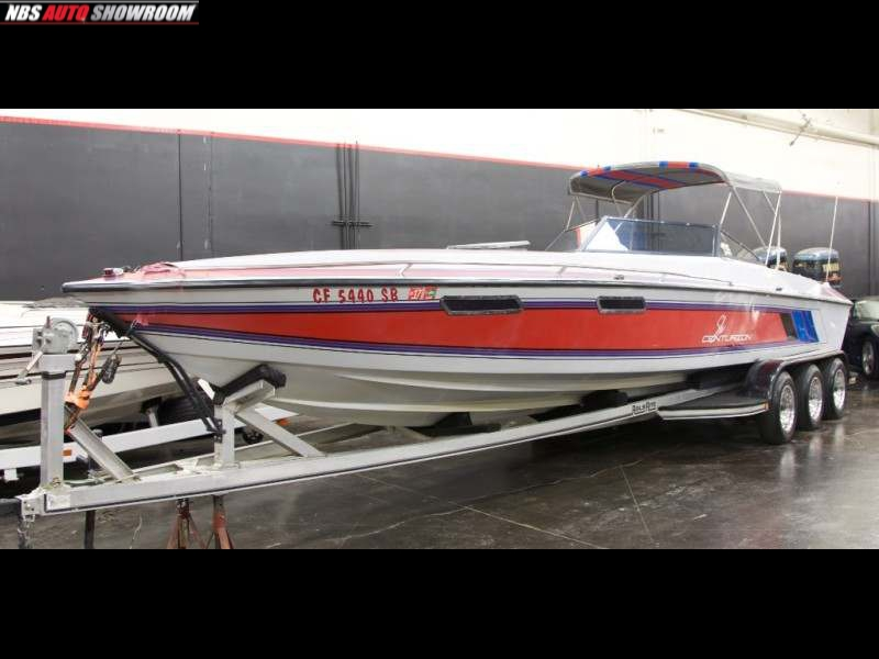 Ski Centurion 30 foot 1991 price $11,992