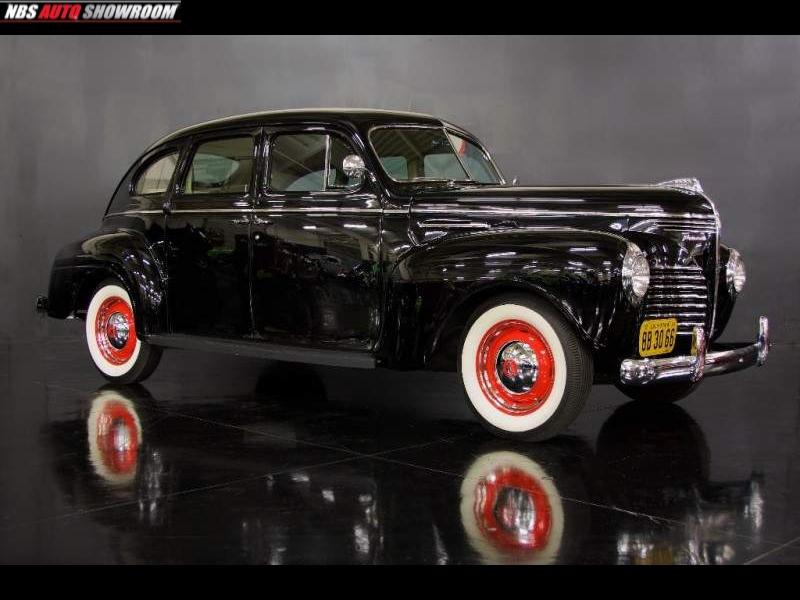 Plymouth P10 1940 price $14,345