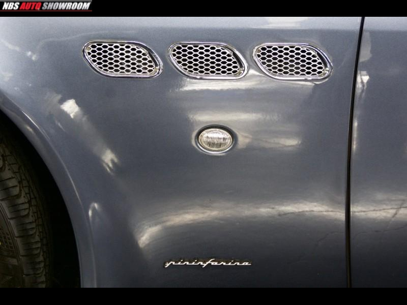 Maserati Quattroporte 2006 price $14,865