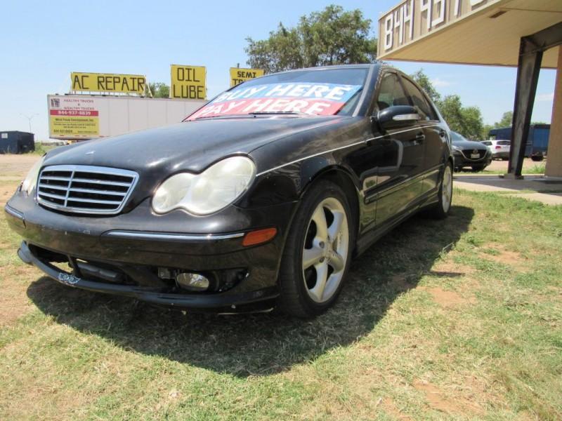 MERCEDES-BENZ C-CLASS 2006 price $4,995
