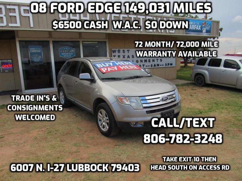 FORD EDGE 2008 price $6,940