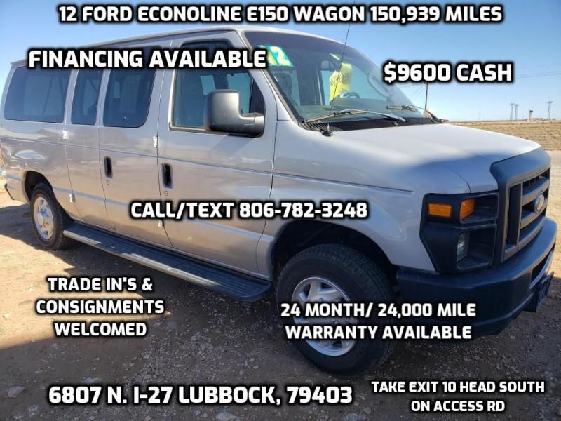 FORD ECONOLINE 2012 price $9,600