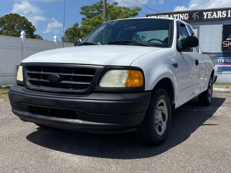 FORD F-150 HERITAGE 2004 price $5,795