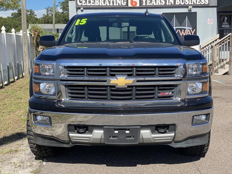 Chevrolet SILVERADO 1500 2015 price $25,998