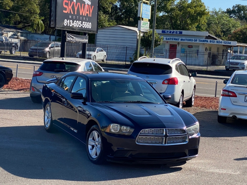 Dodge CHARGER 2012 price $13,995