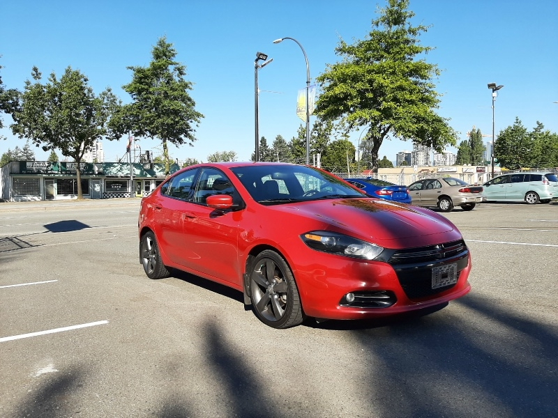Dodge Dart 2014 price $7,888