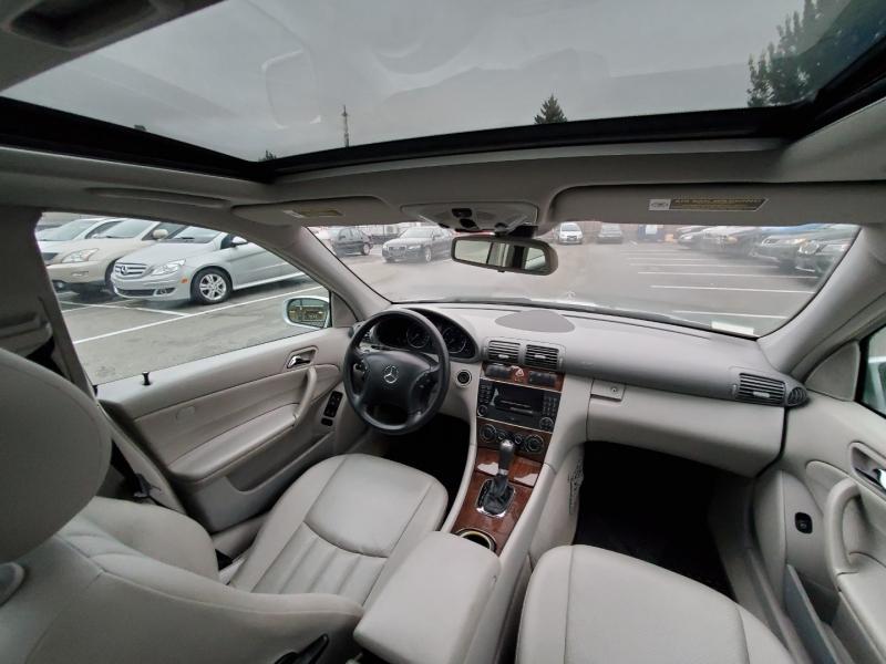 Mercedes-Benz C-Class 2006 price $4,888