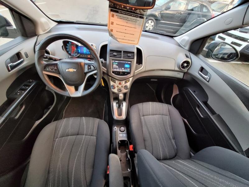 Chevrolet Sonic 2015 price $5,888