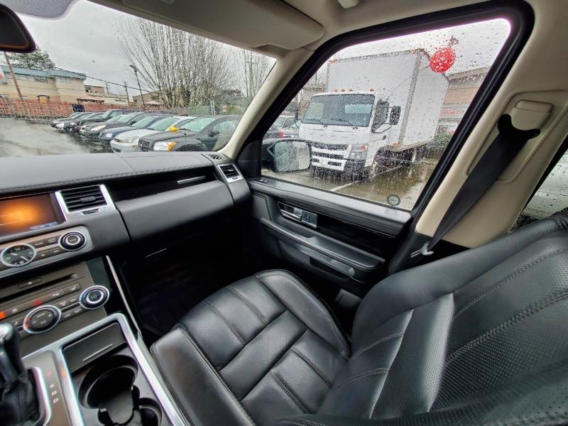 Land Rover Range Rover Sport 2010 price $16,888