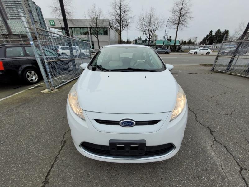 Ford Fiesta 2013 price $4,488