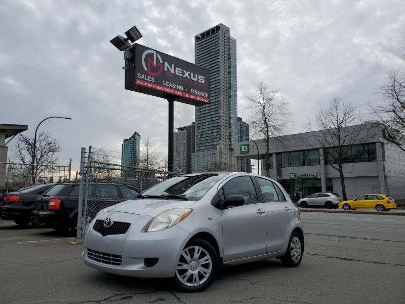 Toyota Yaris 2008 price $3,888