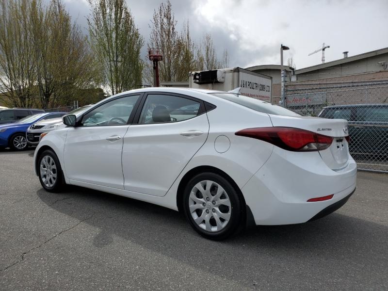 Hyundai Elantra 2015 price $6,888