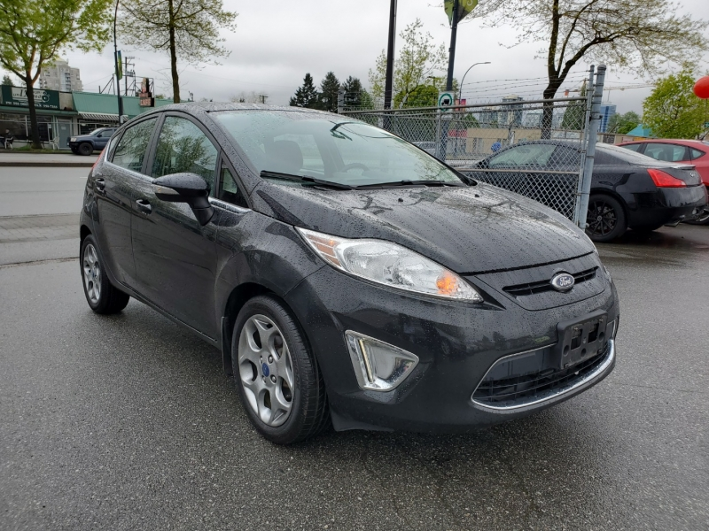 Ford Fiesta 2013 price $6,888
