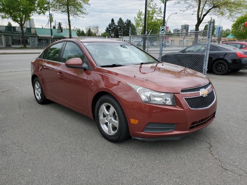 Chevrolet Cruze 2012 price $5,888