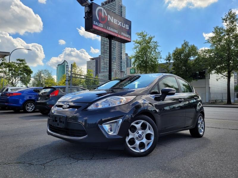 Ford Fiesta 2011 price $4,888