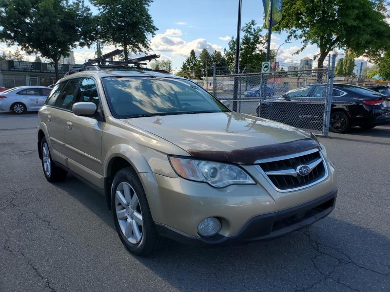 Subaru Outback (Natl) 2008 price $4,888