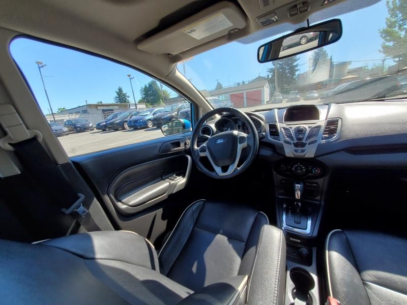 Ford Fiesta 2012 price $5,488