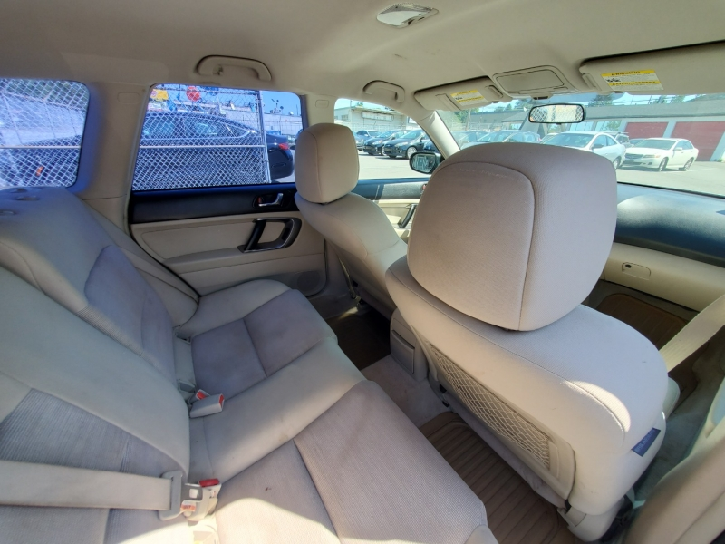 Subaru Legacy Wagon 2007 price $4,888