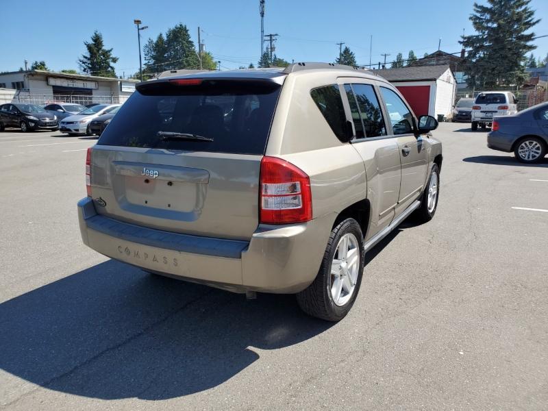 Jeep Compass 2008 price $5,888