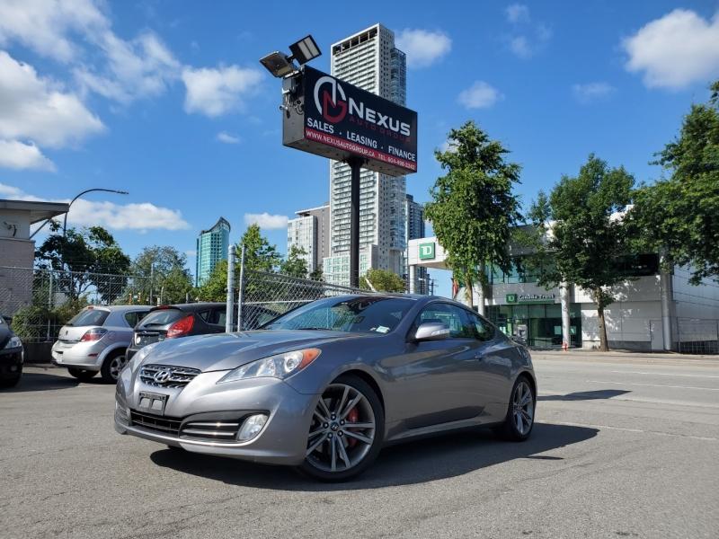 Hyundai Genesis Coupe 2010 price $10,888